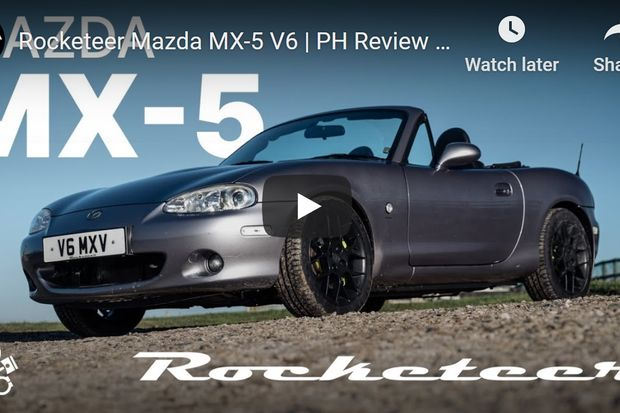 Good Pistonheads Review of the Rocketeer MX5 V6